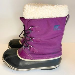 Sorel Yoot Pac Winter Boots